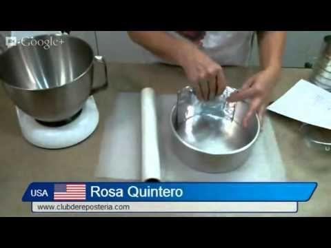Utensilios básicos para tortas o tartas
