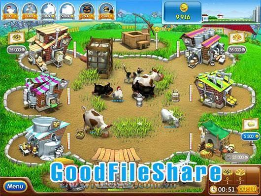 Amelia Farm Frenzy Games Fun Online Games