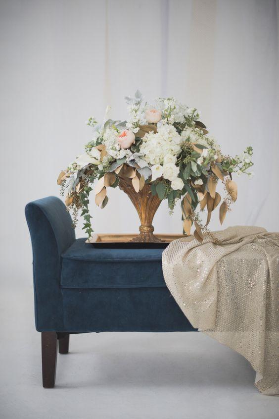 Midnight blue powder and wedding on pinterest