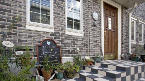 イングリッシュパブ 実例のご紹介 輸入住宅 ミルクリーク の東急ホームズ 輸入住宅 住宅 外観 住宅