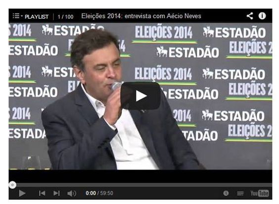 Aécio mira em Marina e afirma que Brasil 'não é para amadores' . - Política - Estadão  Tucano diz não ser 'oposição circunstancial' e provoca ex-ministra: 'Ela vai na direção do Lula ou do FCH?'  http://politica.estadao.com.br/noticias/eleicoes,aecio-mira-em-marina-e-afirma-que-brasil-nao-e-para-amadores,1550669