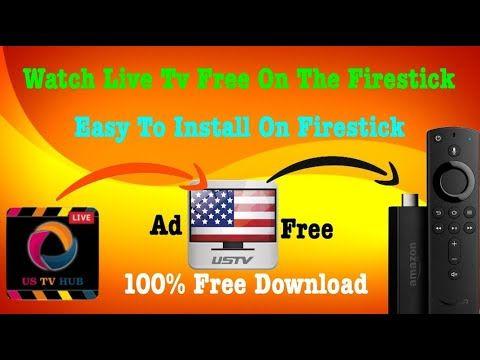 Ustv Pro Apk Free Premium Live Tv For Your Firestick Youtube Live Tv Live Tv Free Tv