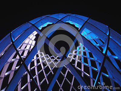 Lux Light Show Installation in Helsinki
