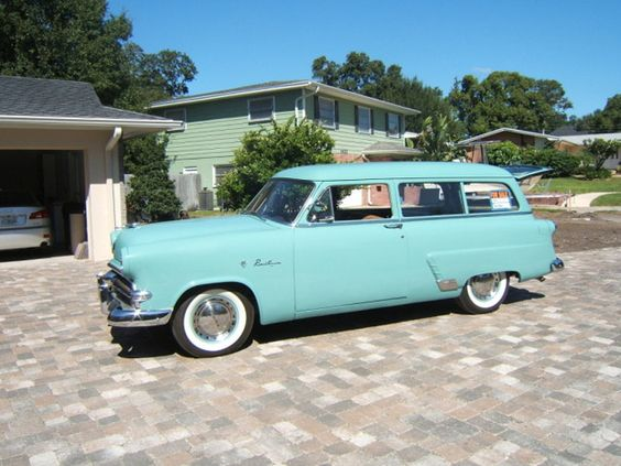 1953 Ford Ranch Wagon