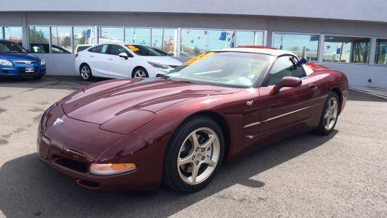 Convertible 2003 Chevrolet Corvette Convertible With 2 Door In Reno Nv 89502 Corvette Convertible Chevrolet Chevrolet Corvette