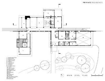 Unique Rustic Modern Barn House Plan Floor 1RusticFree