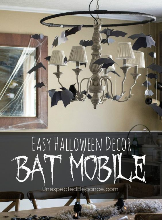 Cheap and EASY Halloween Decorations Easy halloween, Halloween and - halloween cheap decorations