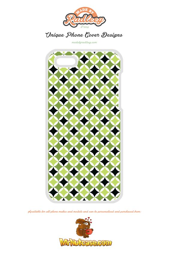 An Alternative  Green Textured phone case available for all phone makes and models and can be personalised and purchased from www.mrnutcase.com