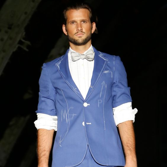 Marlon Gobel Spring 2014 Men's Collection