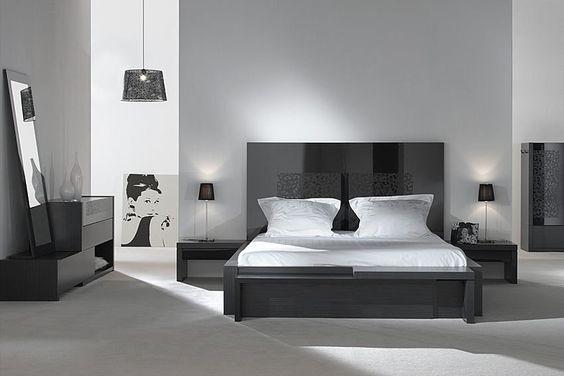 Tête de lit peinturée, effet magnifique... Painted headbed