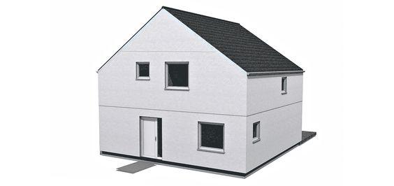 """SCHÖNER WOHNEN-Haus """"Mono"""" in drei Varianten - [SCHÖNER WOHNEN]"""