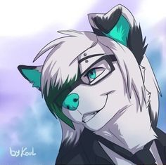 'Hehe, that doesn't surprise me!' I personally love Furries!