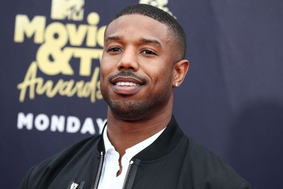 Michael B Jordan talks about playing Superman