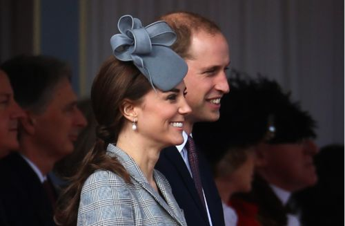 The Stir-Kate Middleton Shows Off Baby Bump in First Appearance (PHOTO)