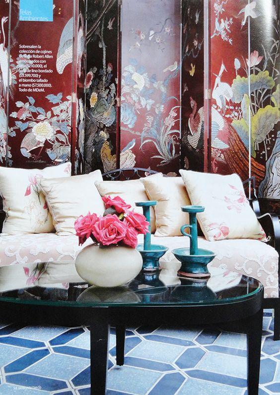 Dream Home, Interior Design, Living Room   MDeM