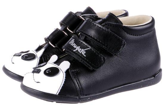 Trzewik 5102-99 czarny panda Mrugała