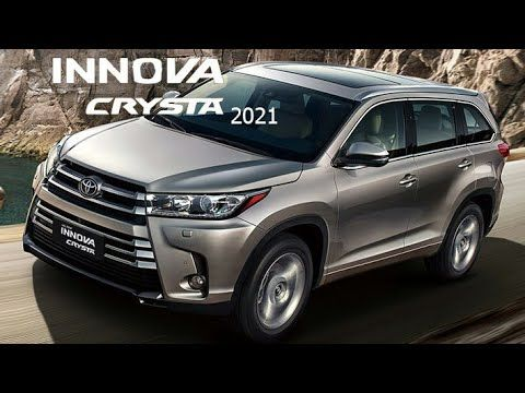 Toyota Innova Crysta 2021 Toyota S New Design Philosophy Youtube In 2020 Toyota Innova Toyota Suv