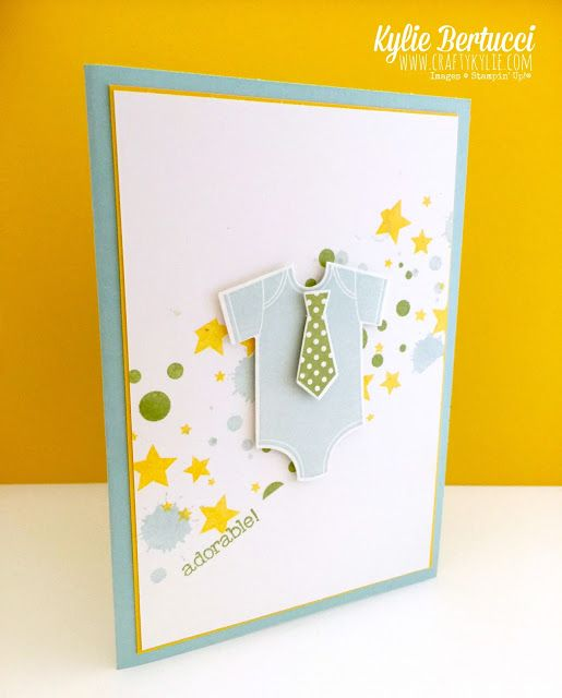 Stampin' Up! Australia: Kylie Bertucci Independent Demonstrator: Global Design Project & Sweet Sunday Sketch Challenge