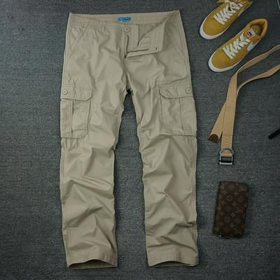 Lightweight Casual Cargoes - 3 Colors