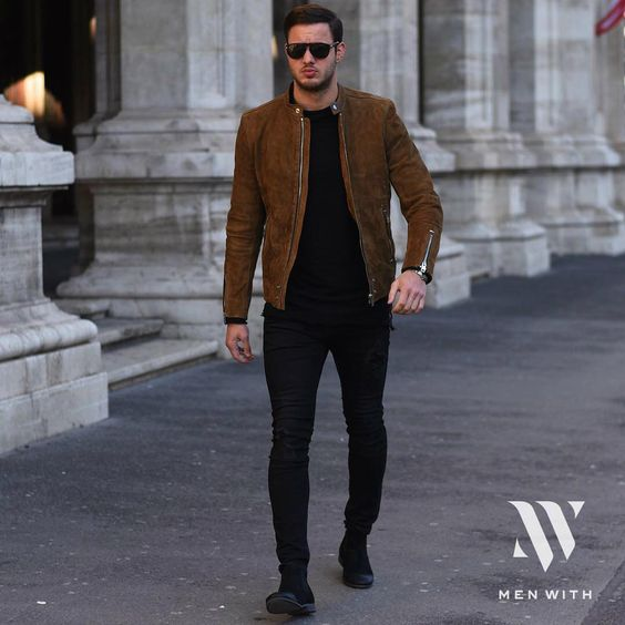 «It's so good to be in team @menwithstreetstyle  Thank you for another feature!»