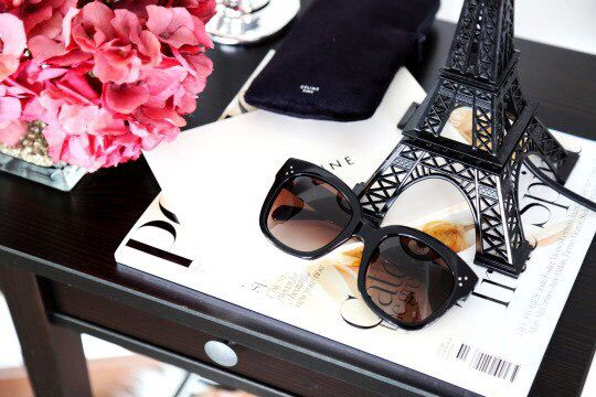 Celine eyewear is on my mind