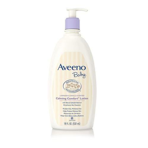 Aveeno Baby Calming Comfort Moisturizing Lotion With Lavender Aveeno Baby Baby Lotion Aveeno Lavender Lotion