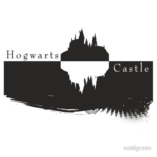 Hogwarts Silhou...