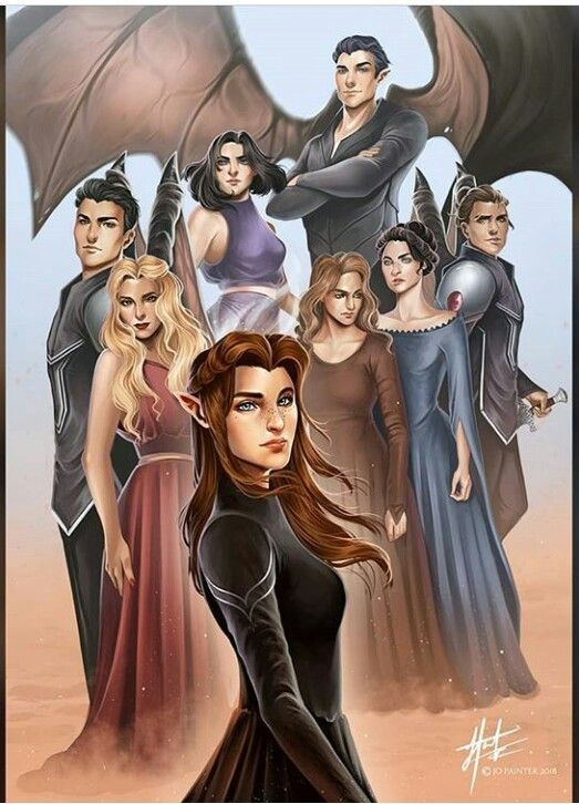 The Gang With Images A Court Of Mist And Fury A Court Of