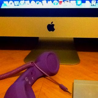 Free #popphone that I received for a review.