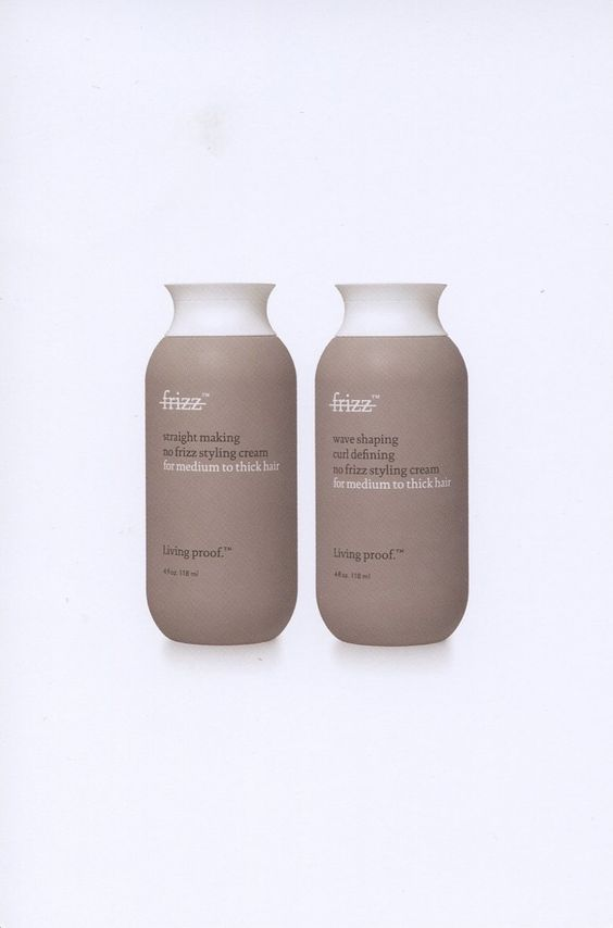 No Frizz Styling Cream