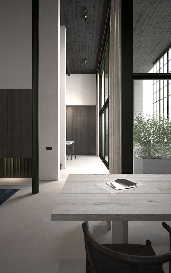 Loft in Avelgem Belgium — by AD Office