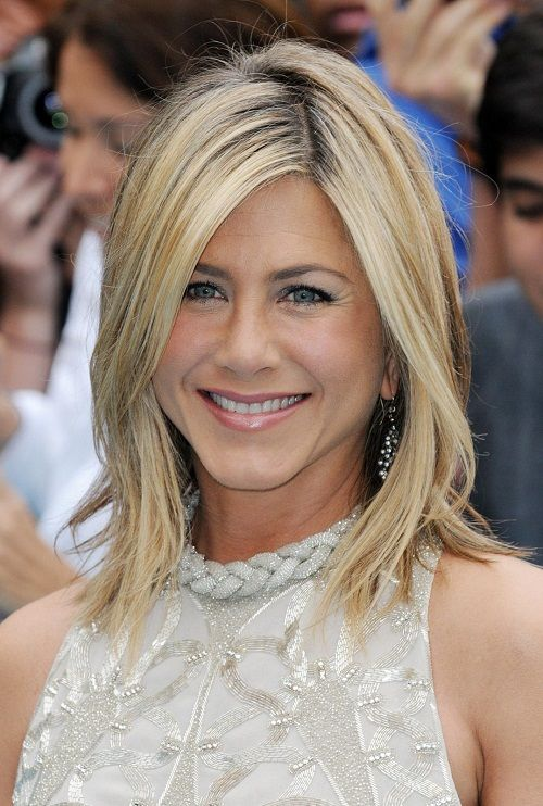 Long Hairstyles for Jennifer Aniston