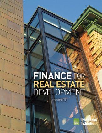Finance for Real Estate Development