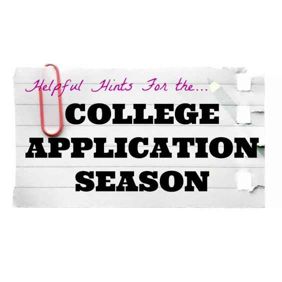 College Applications are due in 4 days. HELP!!?