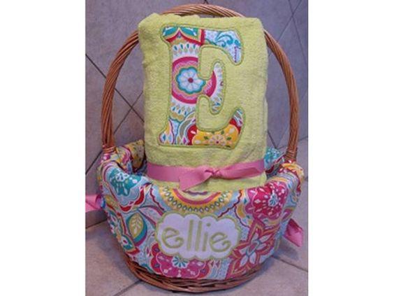 Easter+Basket+Liner+by+IngridElizabeth+on+Etsy,+$26.25