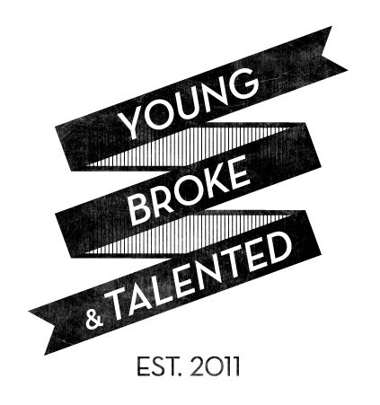 Young, Broke & Talented