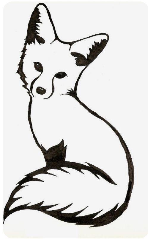 Pin Von Nina Dael Auf Artic Frozen Painted Rocks In 2020 Fuchs Zeichnen Tierzeichnung Tiere Zeichnen
