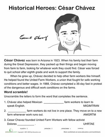 cesar chavez essay in spanish cesar chavez essays our work  cesar chavez essay