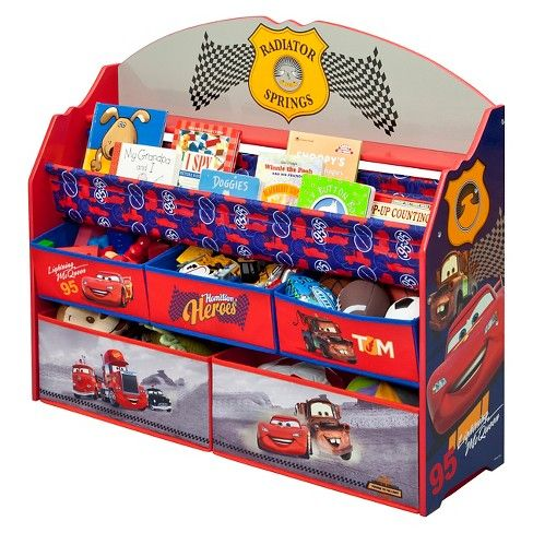 Deluxe Book Toy Organizer Disney Pixar Cars Delta Children Target Toy Organization Disney Cars Bedroom Disney Pixar Cars