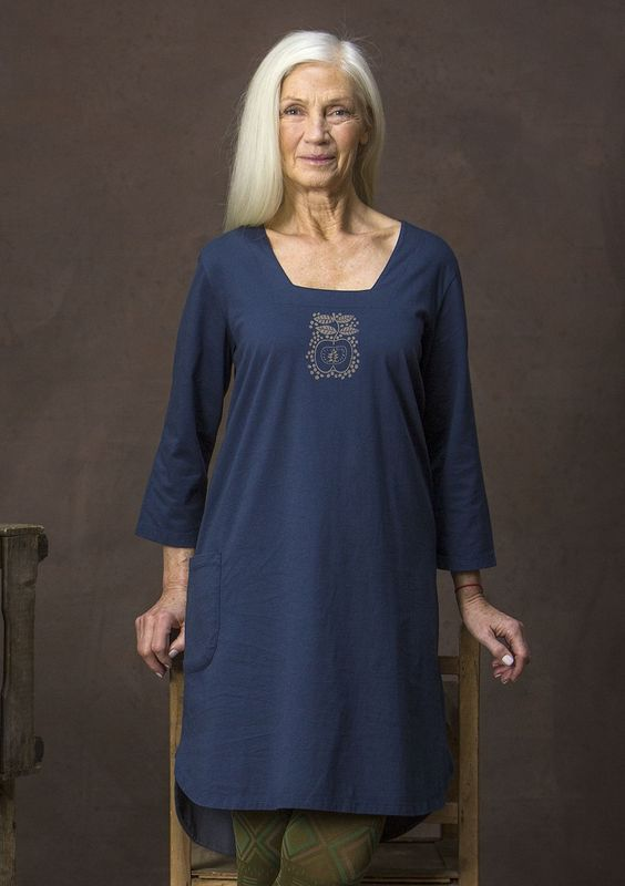 Dresses & skirts – GUDRUN SJÖDÉN – Webshop, mail order and boutiques | Colourful clothes and home textiles in natural materials.