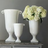 Found it at Wayfair - Classical Urns