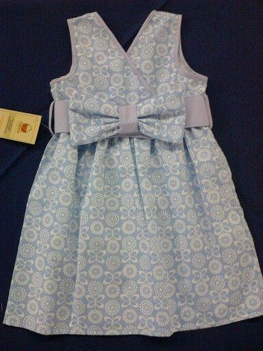 Vestido kimono menina,tam 2  www.pespontobolsas.elo7.com.br