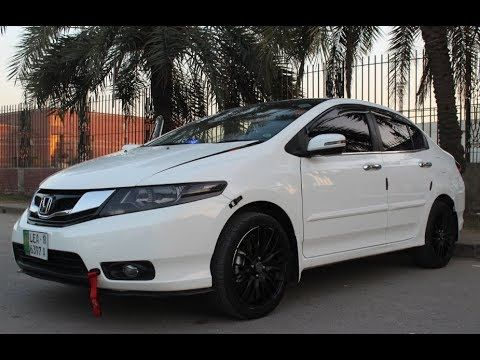 Honda City Simple Modified From Lahore Autimo Auto Show Muneeb Akram Honda City Honda City