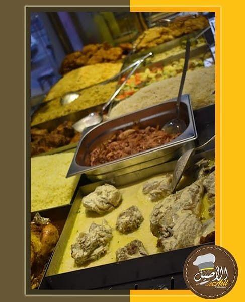 للأصالة عنوان هو مطعم الأصيل في اسطنبول خبرة أفضل طهاتنا نضعها في لائحة غنية ومتنوعة من المأكولات العربية والغربية تناسب جميع الأذواق والمناسبات منسف د