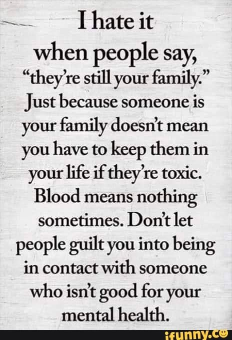 pin on toxic family quotes