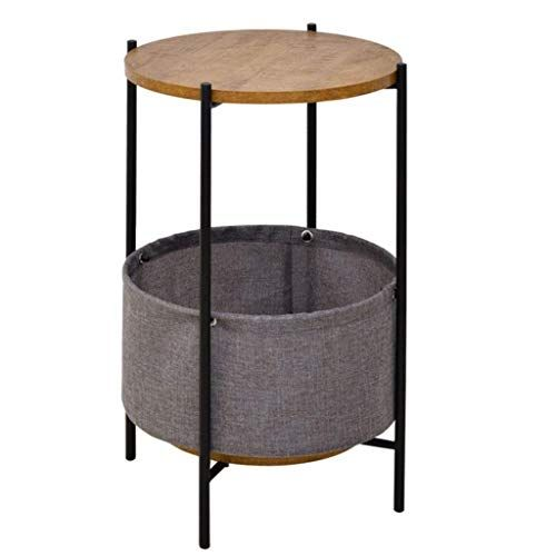 Bedside Table Nightstand Bedroom Night Table Tables Round Side End Table With Stora Bedroom Night Stands Round Coffee Table Living Room End Tables With Storage
