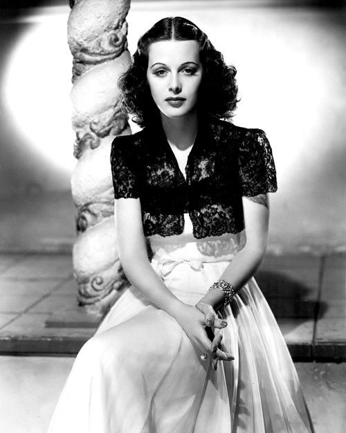 Hedy Lamarr by Clarence Sinclair Bull, 1938.