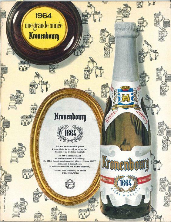 Kronenbourg 1664 - Jours de France, 25 avril 1964