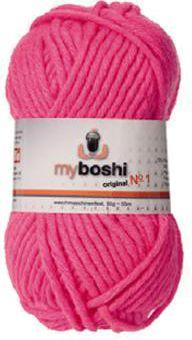 Hot pink for myboshi beanies!
