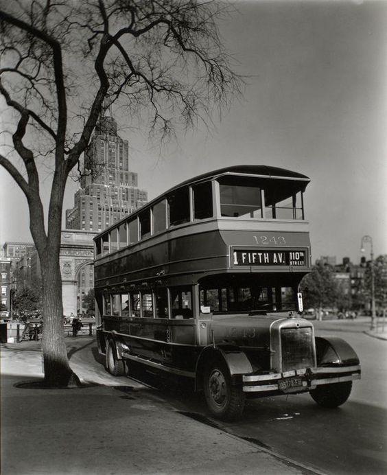 New York, 1935-38